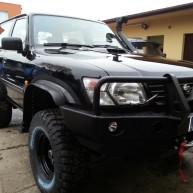 Nissan Patrol Y61 przegląd i przygotowanie…